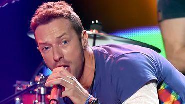 Chris Martin, le chanteur de Coldplay