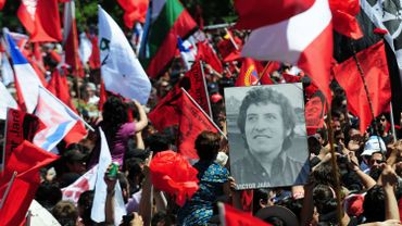 Qui est Victor Jara, la voix de la contestation au Chili?