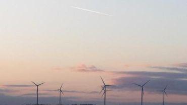 La production d'énergie renouvelable a fortement augmenté l'an dernier, grâce à l'éolien