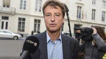 Olivier Chastel, le ministre du Budget, n'est pas au bout de ses peines