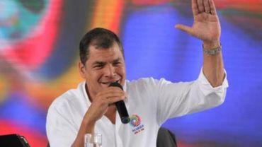 Équateur: Correa change d'avis et envisage de se représenter en 2017