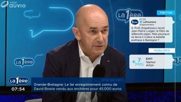 Jean-Pierre Lutgen: «Cette élection sera un test pour Bastogne»