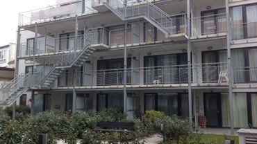 A Evere, 38 appartements ont été construits par une société d'investissement