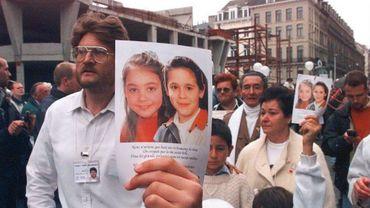 La Marche Blanche à Bruxelles le 20 octobre 1996