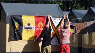 L'Union belge et le voyagiste acquittés dans le dossier du camping au mondial Brésilien