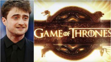 Daniel Radcliffe serait partant pour jouer dans Game of Thrones