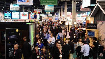 Comme chaque année, le CES de Las Vegas attirera des milliers d'amateurs de technologie.