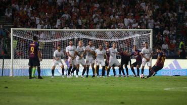 Lionel Messi, l'as des coup-francs plus habile que le Real ou la Juventus