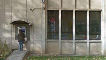 Le bancontact du bureau de poste eupenois a été attaqué à l'explosif