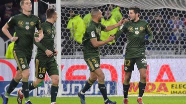 Lyon et Denayer surpris par les Rémois Foket et Engels