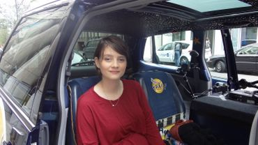 Pauline Etienne dans Hep Taxi !