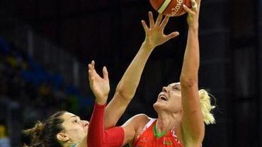Quinze jours de prison pour une célèbre joueuse de basket au Bélarus