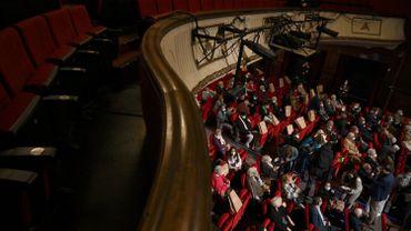 Les salles de spectacle présentent deux fois moins de risque de contamination qu'un spermarché selon une récente étude allemande