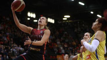La WNBA reporte ses trois matches de la soirée dont celui de Julie Allemand et Indiana