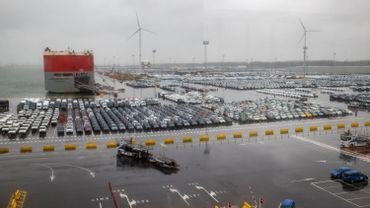 Deux migrants cités à comparaître pour s'être introduits dans le port de Zeebrugge