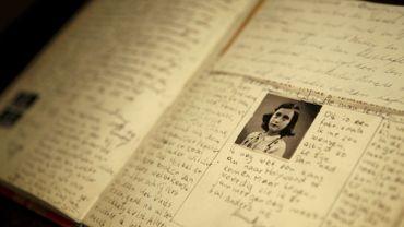 Des chercheurs ont découvert des réflexions sur le sexe dans le journal d'Anne Frank