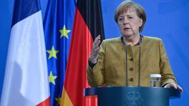 Coronavirus en Allemagne: Merkel veut prolonger les restrictions en Allemagne
