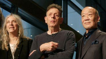 Patti Smith, Philip Glass et Joe Hisaishi