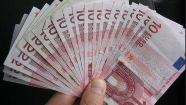 A Mons, ce sont des billets de 10 euros qui circulent (illustration)