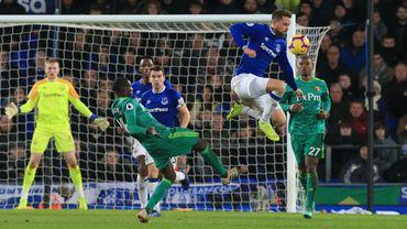 Watford et Christian Kabasele partagent à Everton