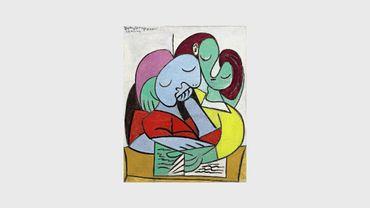 """""""Femmes lisant (Deux Personnages)"""", de Pablo Picasso"""