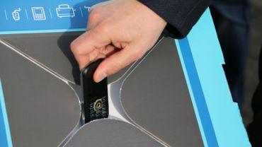 Ces téléphones portables peuvent être recyclés