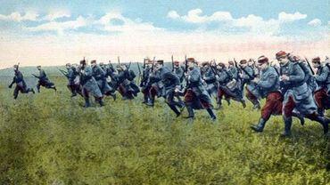 Bataille de Charleroi