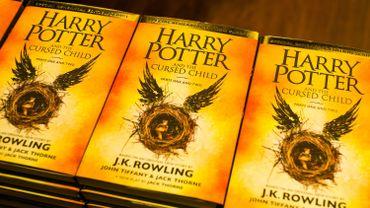 """""""Harry Potter et l'enfant maudit"""" de JK Rowling"""