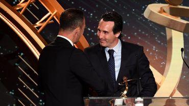 Unai Emery élu meilleur entraîneur de France avant son départ du PSG