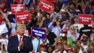 Make America Great Again: Donald Trump a officiellement lancé sa campagne  pour 2020