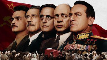 """L'affiche de """"La mort de Staline"""""""