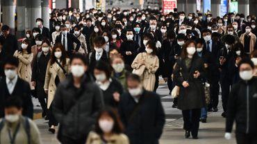 """Au Japon, des locations courte durée pour éviter les """"corona-divorces""""."""