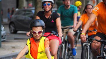 L'étape bruxelloise du Beau Vélo de RAVeL 2019