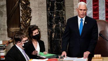 Présidentielle américaine 2020: Mike Pence assistera à l'investiture de Biden