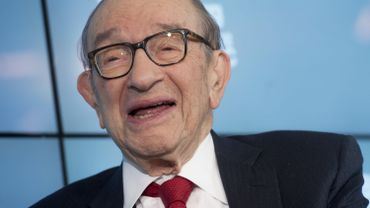 L'ancien patron de la Fed, Alan Greenspan, survit à un canular sur sa propre mort