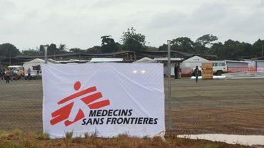 Ebola: un collaborateur MSF placé en quarantaine dans un hôpital bruxellois