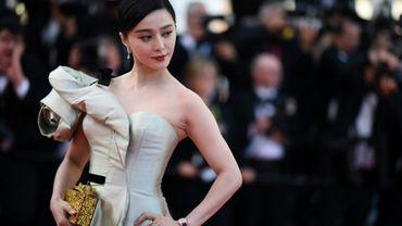 Chine: Les excuses de Fan Bingbing, qui doit 129 millions de dollars au fisc