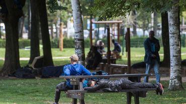 300 plaintes de citoyens solidaires avec les migrants du parc Maximilien ont été déposées au Comité P à Bruxelles pour dénoncer des vols avec détérioration et des atteintes aux droits de l'Homme.