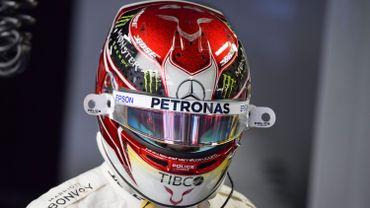 Lewis Hamilton, en septembre 2019