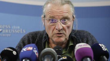 Gerrits Loots reçoit le prix de la ligue flamande des droits humains