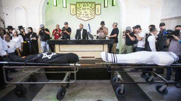 Musée Juif: la quatrième victime de la tuerie est décédée