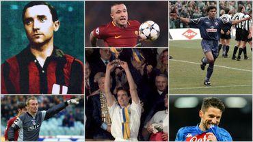 Avant - on l'espère - Romelu Lukaku, ces dix Diables Rouges ont marqué l'histoire du Calcio