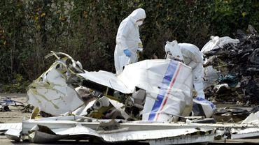 Le crash du Pilatus du Paraclub de Namur avait fait onze morts le 19 octobre 2013