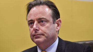 """Elections: """"Il n'y a pas d'accord pré-électoral"""", selon Bart De Wever"""