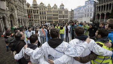La St-V fait son entrée au patrimoine culturel immatériel de la Région de Bruxelles
