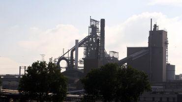 Les installations sérésiennes d'ArcelorMittal.