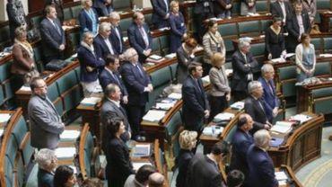 Génocide arménien - La Chambre observe une minute de silence