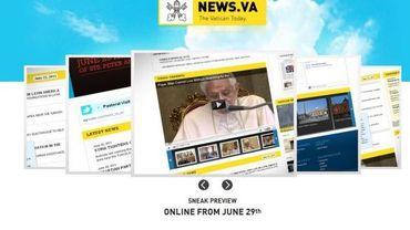Le portail du Vatican news.va