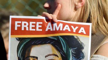 """Libération d'Amaya Coppens: """"C'est une amnistie, mais on n'a pas aboli les charges qui reposaient contre elle"""""""