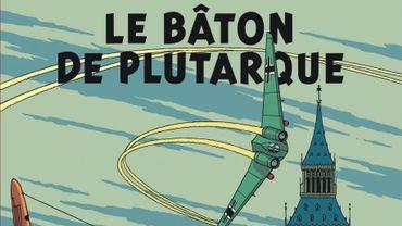 """Le tout dernier album de Blake and Mortimer, """"Le bâton de Plutarque"""" est en tête des ventes"""